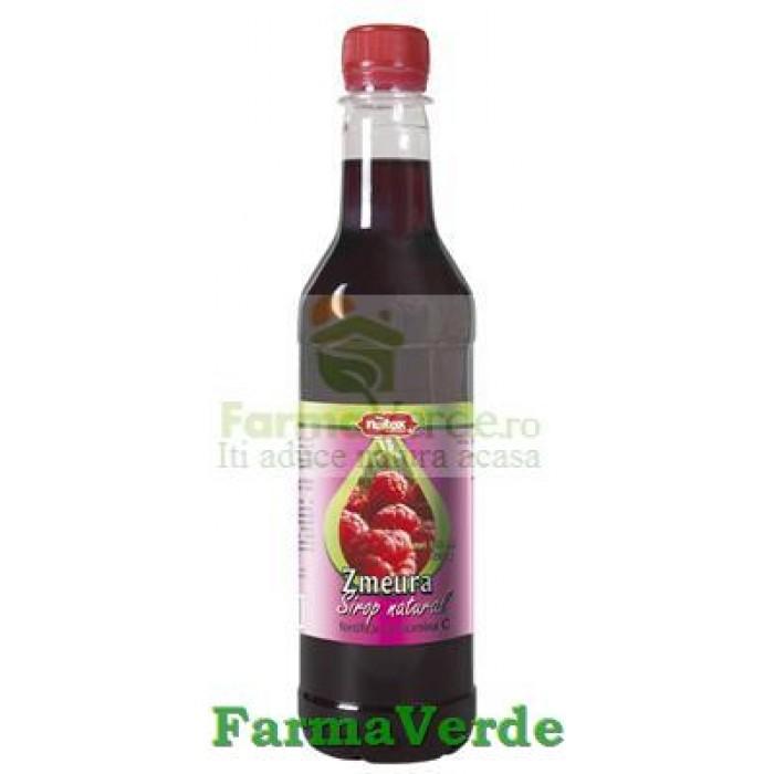 Sirop Pasteurizat  Zmeura 500 ml Natex