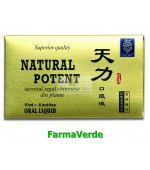 Natural Potent  6 fiole Naturalia Diet
