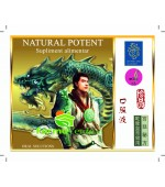 Natural Potent  4 fiole 10 ml Naturalia Diet