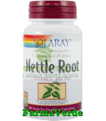 NETTLE ROOT Urzica 60 capsule Secom Solaray