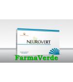 Neurovert Forte Memorie si Concentrare 30 capsule Sun Wave Pharma