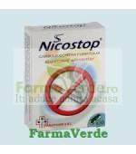 Nicostop 30 capsule contra fumatului Quantum Pharm
