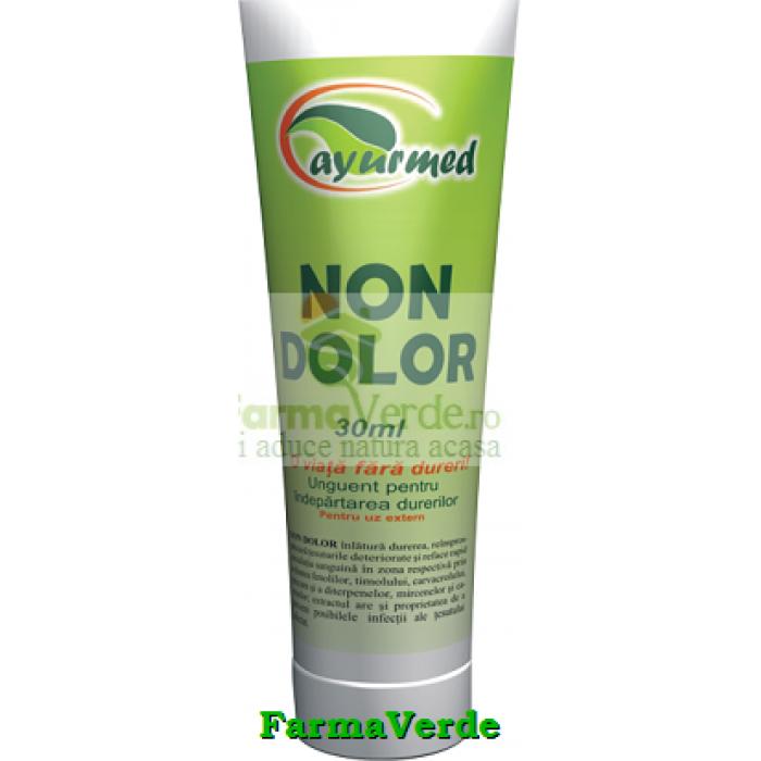 Non Dolor Crema 30 ml Ayurmed