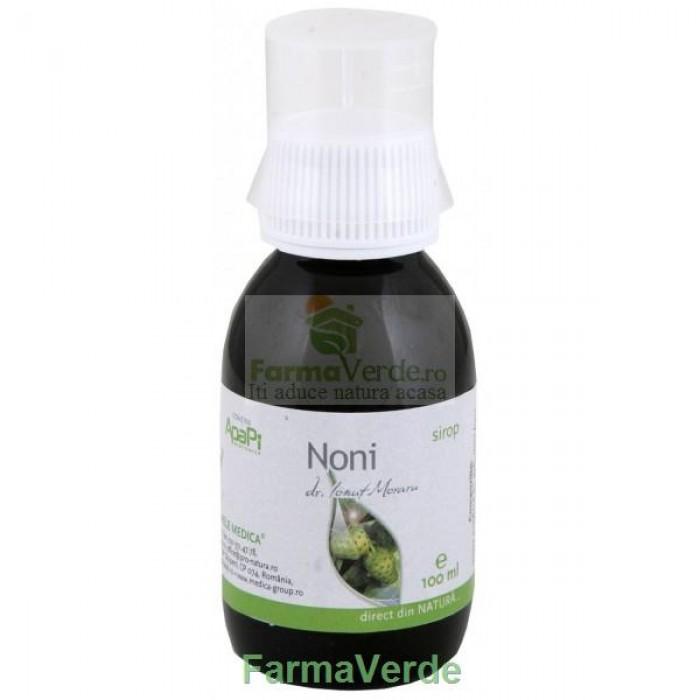 Sirop Noni Fruct 250 ml Medica ProNatura