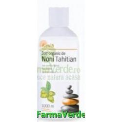 Noni Tahitian imbunatateste sanatatea organismului 1000ml Alevia