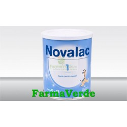 Novalac 1 Lapte pentru sugari 400 gr Sun wave Pharma