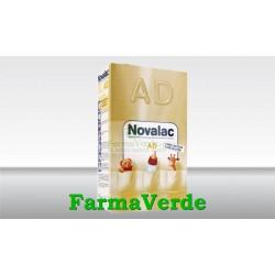 Novalac AD Lapte praf fara Lactoza Sugari 600 gr Sun Wave Pharma