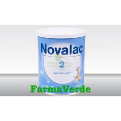 Novalac 2 Lapte praf pentru sugari 400 gr Sun Wave Pharma