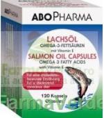 Omega 3 500 mg + Vit.E 120 Cps Abo Pharma