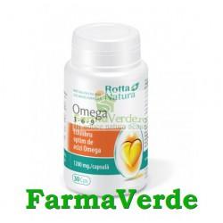 Omega 3-6-9 Colesterol 30 capsule Rotta Natura