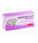 Tonic Activator cu Ulei de Urs Omega 3-6-9 30 capsule Suraki