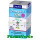 Omega 3 Kid pentru copii 45 capsule masticabile Magnacum Med