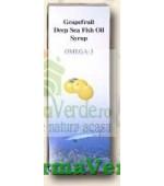 OMEGA 3 + ULEI PESTE + GRAPEFRUIT 500 ml Mixt Com