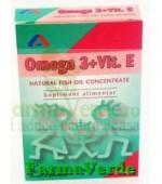 Omega 3 + Vitamina E 30 capsule American Lifestyle
