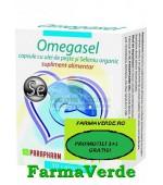 OFERTA!! Omegasel 30 cps+30 cps GRATIS! Quantum Pharm