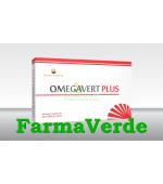Omegavert Plus 30 capsule Sun Wave Pharma
