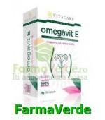 Omegavit E Vitamina E 30 capsule Vita Care