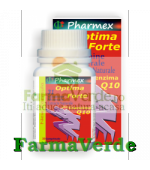 OPTIMA FORTE 31 Vitamine,Minerale si CO Q10 60 cpr Pharmex