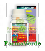 OPTIMA JUNIOR PLUS FIER Multi Vitamine 30 cpr Pharmex