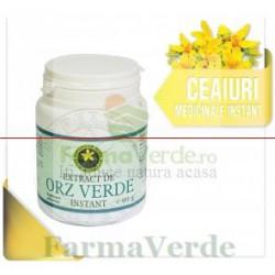 Orz verde Extract Instant 90gr Hypericum Plant