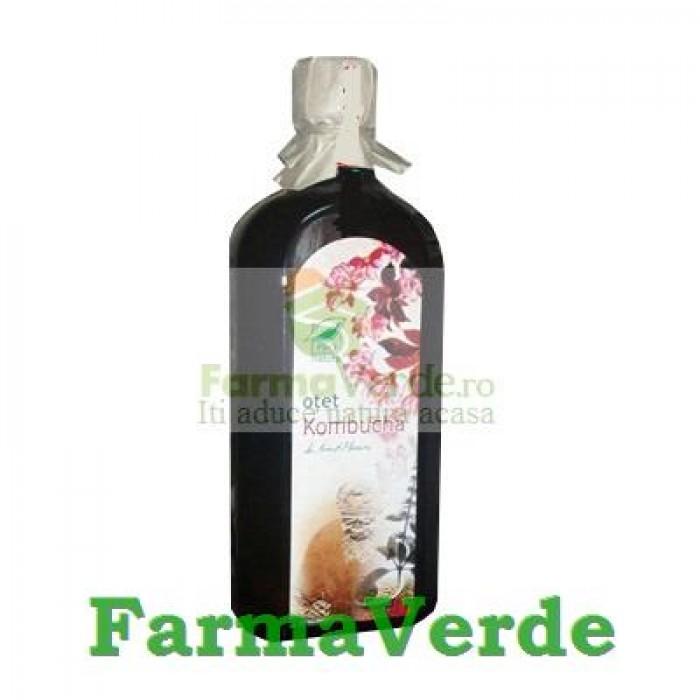 Otet Balsamic cu Kombucha 500 ml Medica ProNatura
