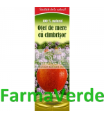 Otet de mere cu Cimbrisor 250 ml VitaPlant