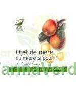 Otet de mere cu Miere si Polen 60 capsule Medica ProNatura