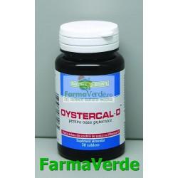 Oystercal Calciu 500 mg + Vitamina D Natures's Bounty Walmark