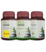 Pachet ! Ananas+Fucus+Garcinia 30 cpr Alevia