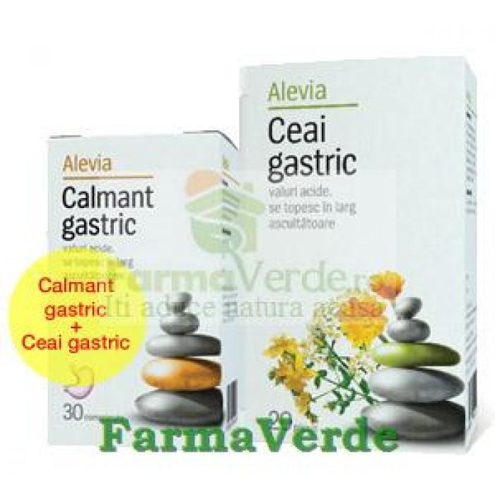 Calmant Gastric 30cpr Alevia