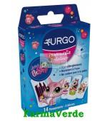 Plasturi Petshop pentru copii 14 bucati Urgo
