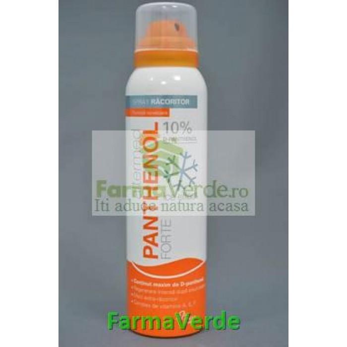 PANTHENOL Spray Forte 10% ICE 150 ml Hipocrate Omega Pharma