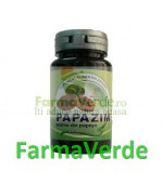 Papazim 500 mg Papaya Enzyme 60 Tablete Herbavit