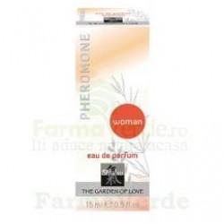 Parfum cu feromoni Shiatsu pentru femei 15 ml Razmed Pharma