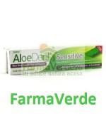 Pasta de Dinti Cu Aloe Vera Si Echinacea Sensitive Cu Fluor