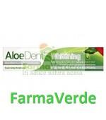 Pasta de Dinti Cu Aloe Vera Si Siliciu Whitening Cu Fluor 100ml