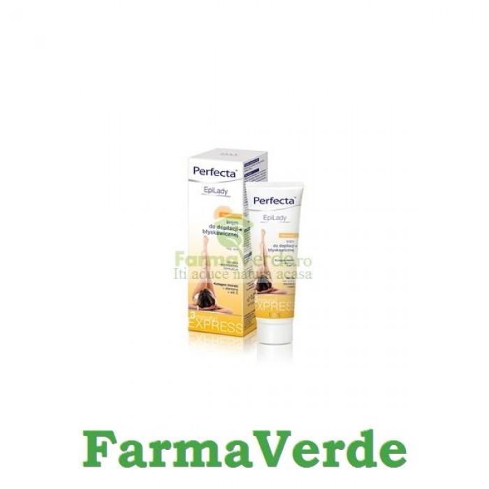 PERFECTA EPILADY Crema Epilatoare Instant Cu Aroma De Vanilie
