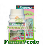 PHARMAFEM Fier,Acid Folic 30 cpr Pharmex