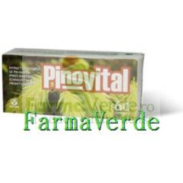 Biofarm Pinovital Antioxidant Puternic 60 Cpr