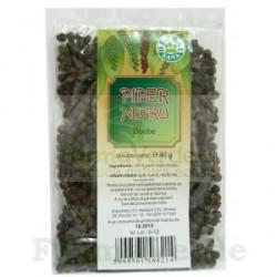 Piper negru boabe 40 gr Herbavit