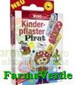 Plasturi pentru copii Pirati 10 bucati Senssitive Concept
