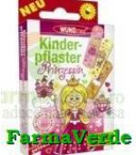 Plasturi pentru copii Printese x10 bucati Senssitive Concept