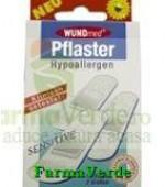 Plasturi hipoalergenici 10 bucati Senssitive Concept