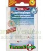 Plasturi hypoalergenici piele sensibila 20 bucati Senssitive