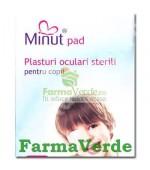 Plasturi oculari sterili pentru copii 10 buc Minut pad Vision
