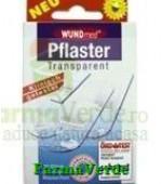 Plasturi transparenti combinati x 20 buc Senssitive Concept