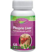 Plusprin Liver 60 Capsule Indian Herbal