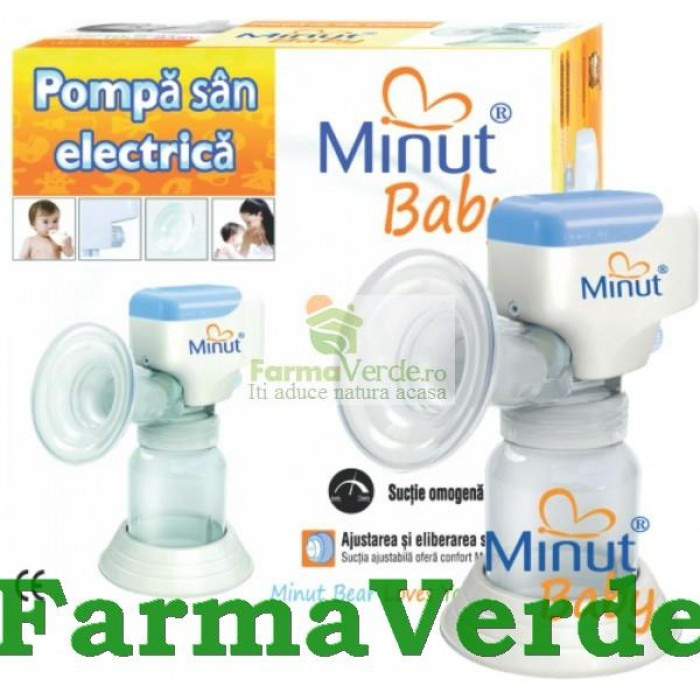 Pompa San Electrica Minut Vision Trading
