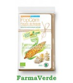 PopCorn Bio cu preparare la microunde 90 gr Sly Nutritia Diet