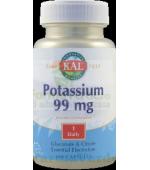 POTASSIUM 99 mg Potasiu 100 capsule Kal Secom
